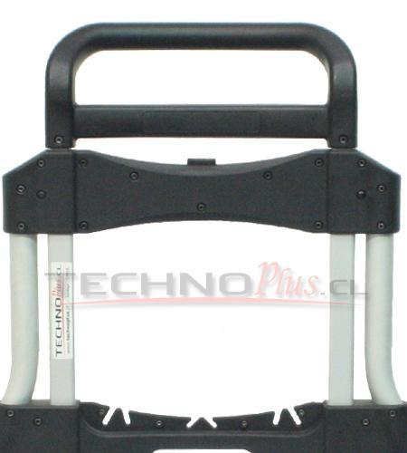 Carro de aluminio plegable tipo yegua 250 kg technoplus - Carro plegable aluminio ...
