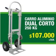 Carro de Aluminio Dual Hs-100