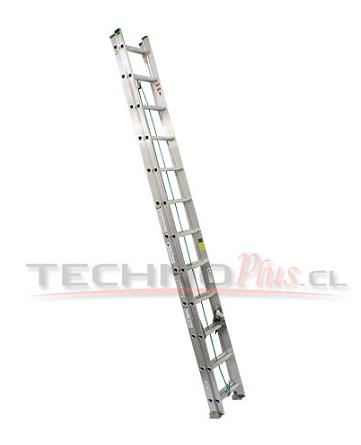 Escalera de Aluminio Telesc�pica 8.84M / 32 P.