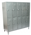 LOCKERS METALICOS INDUSTRIALES  500 x 2