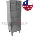 LOCKERS METALICOS INDUSTRIALES  200 x 2