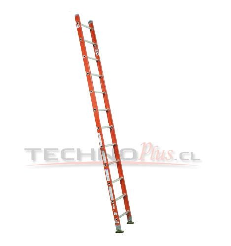 Escalera recta fibra de vidrio 14 p technoplus for Escaleras fibra