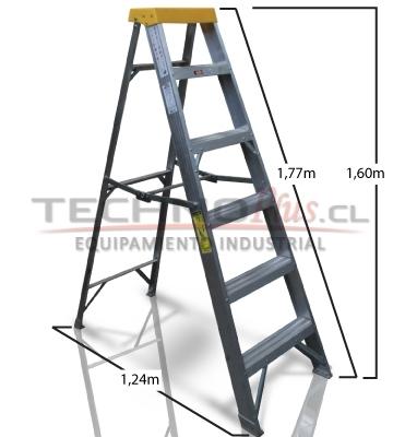 404 not found technoplus for Oferta escalera aluminio