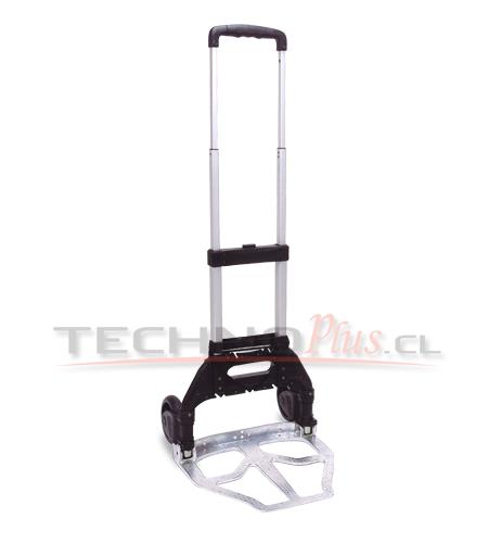 Carro de aluminio plegable tipo yegua 50 kg technoplus - Carro plegable aluminio ...