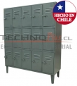 LOCKERS METALICOS INDUSTRIALES 500 x 3