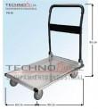 Carro Plataforma Aluminio Plegable 150 kg.