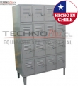 LOCKERS METALICOS INDUSTRIALES 400 x 4