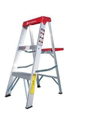 Escalera Tijera de Aluminio  0.91M / 3 P