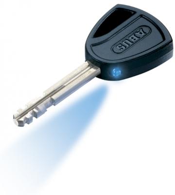 Candado Alta Seguridad Granit 37rkcs 80 Llave De Disco