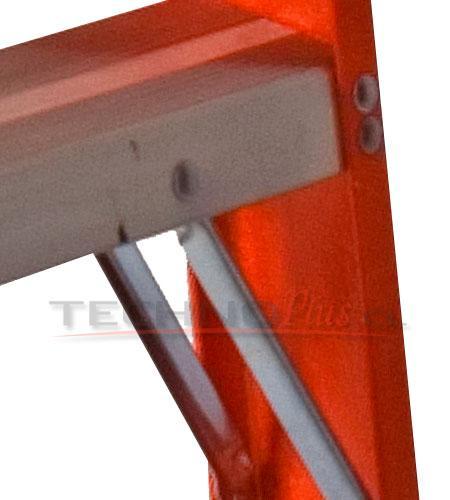 Escalera Tijera Fibra de Vidrio  1,83M / 6P