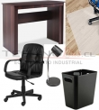 KIT ESCRITORIO HOME OFFICE BASICO