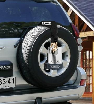 Kit alta seguridad para rueda de repuesto