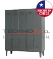 LOCKERS METALICOS INDUSTRIALES 500 x 1