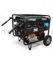 Generador Loncin LC8000DF Batería 7,0 Kw