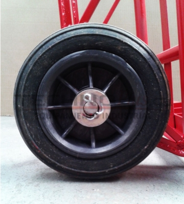 Carro Yegua Acero 400 Kilos con rodillo