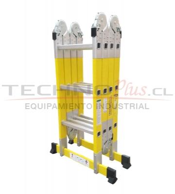 Escalera multiproposito multiuso fibra de vidrio - Escalera fibra de vidrio ...