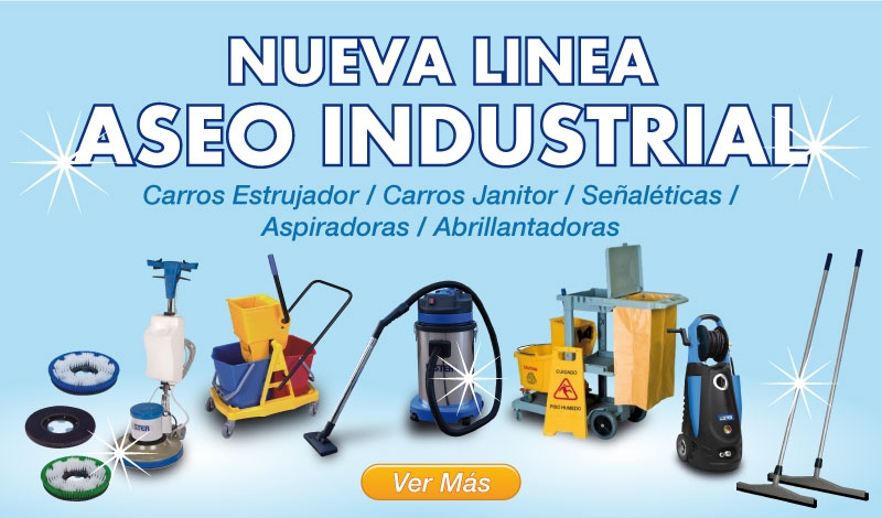 Aseo Industrial TECHNOPLUS