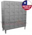 LOCKERS METALICOS INDUSTRIALES 500 x 4