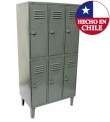 LOCKERS METALICOS INDUSTRIALES  300 x 2